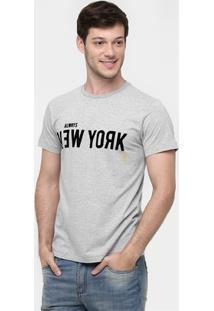 Camiseta Sergio K. Nyc - Masculino