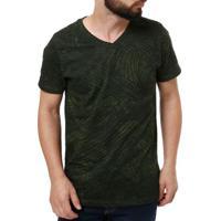 cf72f05ac2 Camiseta Manga Curta Masculina Fido Dido Verde