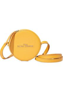 Marc Jacobs Bolsa Transversal Pequena - Amarelo