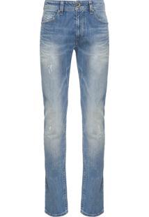 Calça Masculina Thavar L.32 - Azul