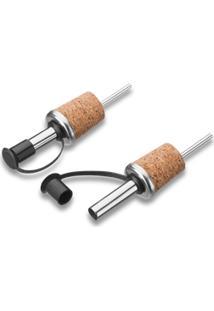 Bico Dosador Cortiça Para Vinagreiro 2 Peças - Parma - Brinox
