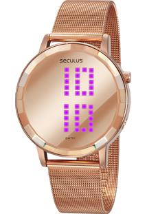 Relógio Seculus Feminino 77063Lpsvrs2