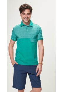 e37a1ad1f68dc Camisa Pólo Malwee Recorte masculina