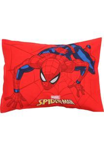 Fronha Avulsa Lepper Dupla-Face Spider Man 50 Cm X 70 Cm
