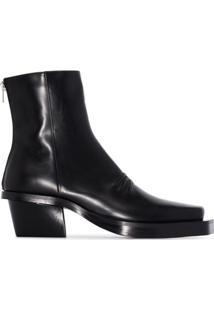 1017 Alyx 9Sm Ankle Boot Leone - Preto