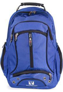 b29d66672 Mochila Para Notebook Reforçada Com Cabo De Aço - Swiss Portinari - Unissex