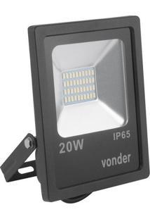 Refletor 20W Led Rlv 020 Vonder - 8075065020