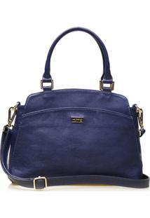 Bolsa Laci Baruffi Mini Bag Klimt Azul