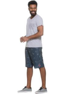 Boardshort Kahú Guardians Constelação - Masculino