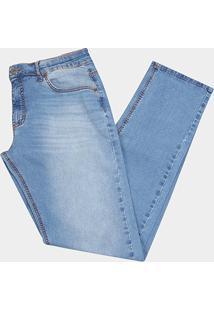Calça Jeans Slim Forum Paul Stone Masculina - Masculino
