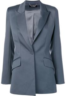 Styland Blazer Jacket - Cinza