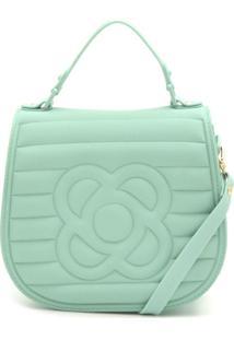 2e0f8536c1 Bolsa Petite Jolie Verde feminina