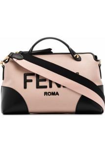 Fendi Bolsa Tiracolo By The Way Média - Rosa