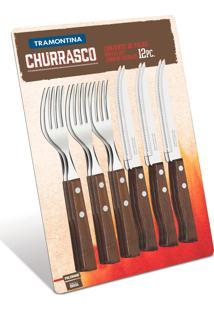 Conjunto Para Churrasco 12 Peças 22299009 Tramontina