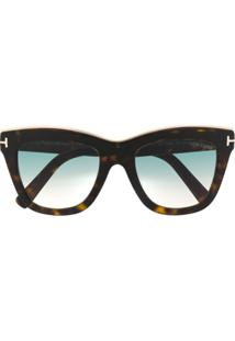 0c3e48093 R$ 2840,00. Farfetch Tom Ford Eyewear Óculos De Sol ...
