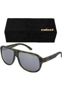 Óculos Solares Colcci Simple Verde