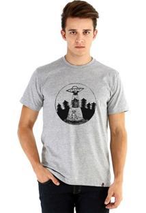 Camiseta Ouroboros Manga Curta E.T Masculina - Masculino