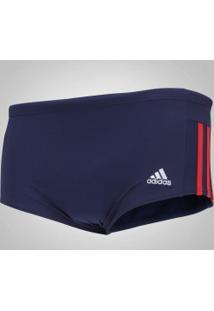 23db1b223 ... Sunga Adidas Larga Core - Adulto - Azul Escuro