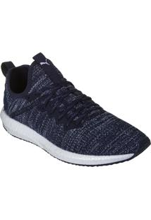 d84940af7 World Tennis. Tênis Puma Mega Nrgy Flash Evoknit Feminino Casual