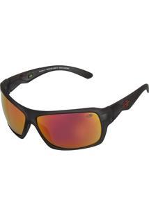Óculos De Sol Mormaii Malibu 2 Cinza