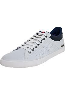 Tênis Coca-Cola Shoes Virgo Off-White