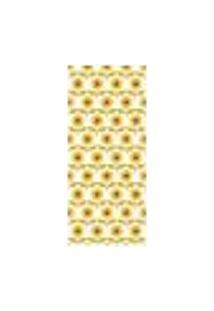 Adesivo Decorativo De Porta - Girassol - 1350Cnpt