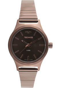 Relógio Technos 2035Mqh/4M Marrom