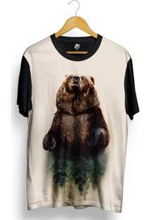Camiseta Bsc Urso Sequoia Full Print - Masculino