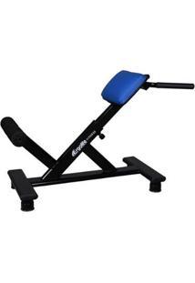 Cadeira Romana- Ergolife - Unissex-Preto