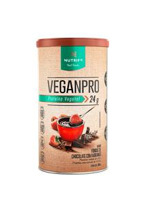 Proteina Vegetal Veganpro Fondue De Chocolate 550G Nutrify