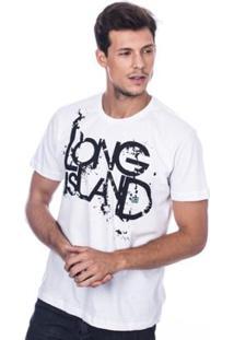 Camiseta Long Island Classic Masculina - Masculino