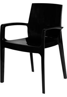 Cadeira Cream – Or Design - Preto