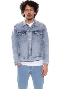 Jaqueta Jeans Levis Engineered - L