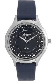 Relógio Orient Fbsc0010-A1Dx Prata/Azul-Marinho