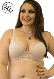 31f6a8760 Sutiã Basico Plus Size feminino