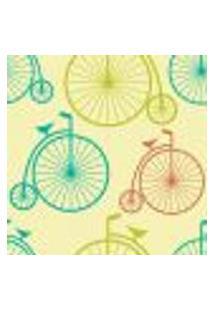 Papel De Parede Adesivo - Bicicleta Antiga - 047Ppv