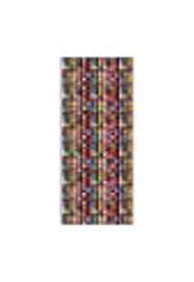 Adesivo Decorativo De Porta - Abstrato - 710Cnpt Auto Colante