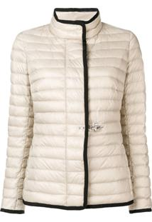 Fay Puffer Jacket - Neutro