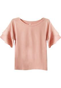 Camiseta Tea Shirt Azucar Blush