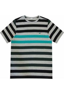 Camiseta Pau A Pique - Masculino-Verde