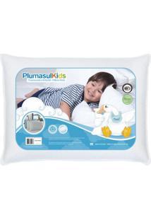 Travesseiro 100% Pena De Ganso-Baby-30X40