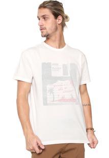 Camiseta Reserva Disquete Off-White