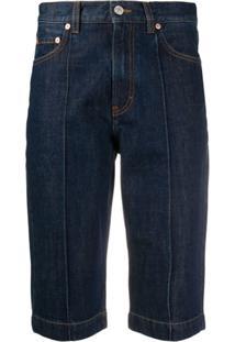 Givenchy Bermuda Jeans - Azul