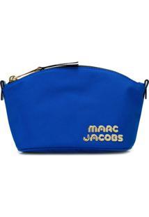 Marc Jacobs Necéssaire Trapeze - Azul