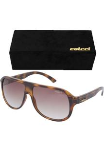 Óculos Solares Colcci Marrom