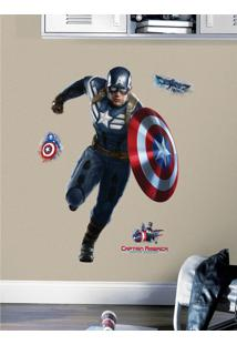 Capitão América - Soldado Invernal Gigante
