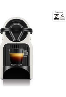 Cafeteira Nespresso Inissia Branco 127Volts