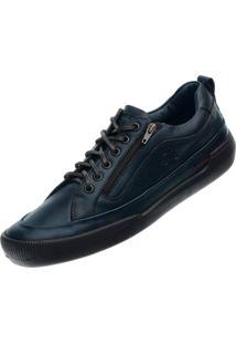 Sapato Social Hayabusa Z-10 Marinho