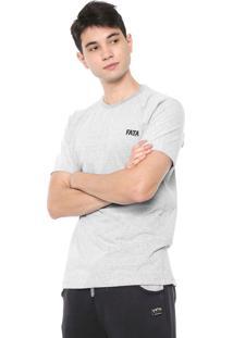Camiseta Fatal Fashion Basic Cinza