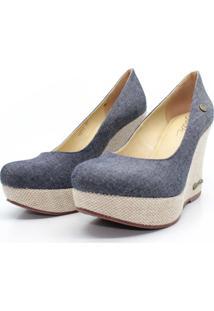 Scarpin Barth Shoes Land Jt Nat Jeans - Jeans Nut